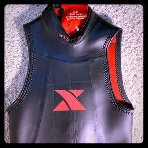 XTerra Vector Pro X3 sleeveless Triathlon Wetsuit